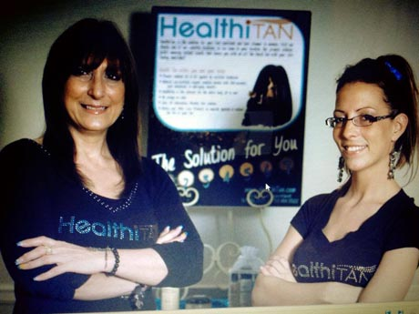 Joni & Rachel Williams HealthiTan