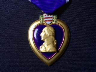 Stolen Purple Heart Returned 38 years Later